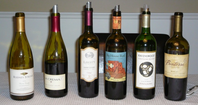 Vins de Californie